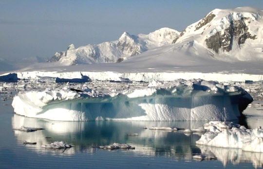 Icebergs : glaçons errants