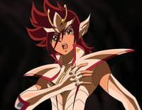 Saint Seiya Omega : Les nouveaux chevaliers du zodiaque : Le duel ultime. L'épée sacrée contre l'épée de la balance