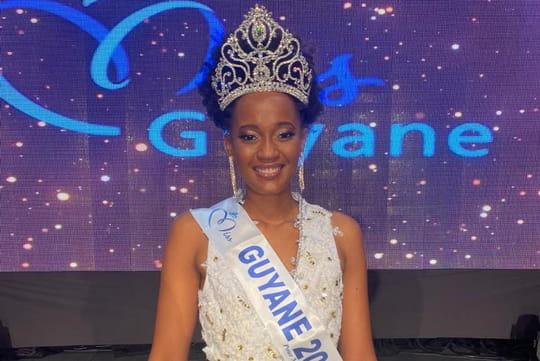 Miss Guyane 2020: portrait de Héléneschka Horth