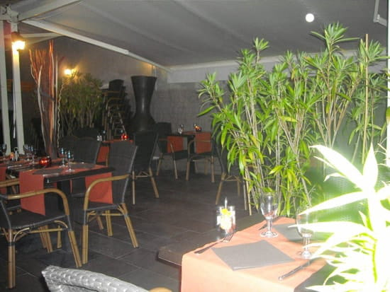 Le shelby restaurant vintage  - terasse -   © gerant
