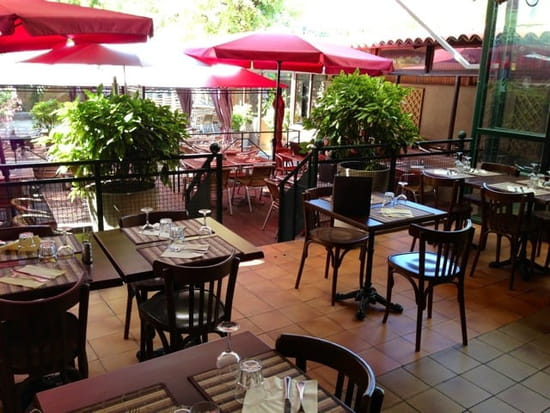 Restaurant : L'Union  - Tonnelle -