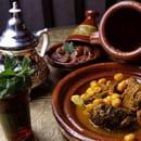 Restaurant : Le Comptoir Marrakech  - tajine -   © couscous