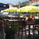 Restaurant de l'Irlandais  - terrasse restaurant de l'Irlandais -   © sooniref