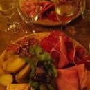Plat : La Grolle  - Assiette du Berger -