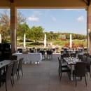 Le Provençal Golf & Café  - La terrasse couverte -