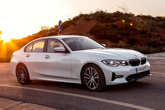 BMW Série 3: la version hybride rechargeable dévoilée, l'autonomie