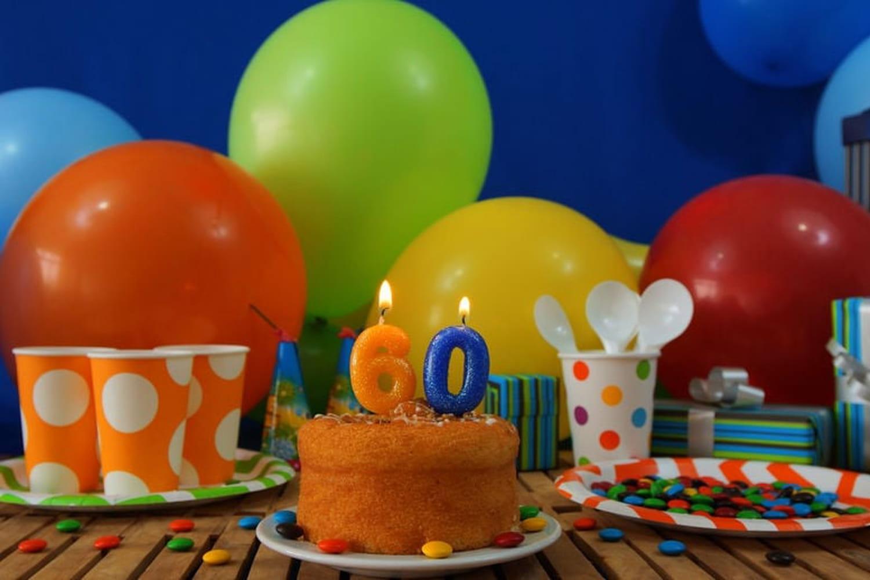 Texte d'anniversaire 60ans: nos modèles de textes d'anniversaire