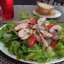 Plat : Au Moulin à Café  - Salade de volaille  -