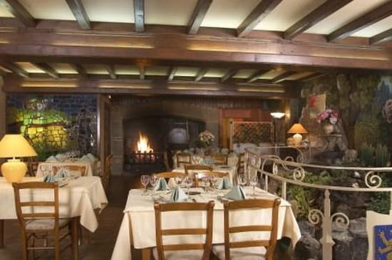 Au Pont de Raffiny  - salle à manger -   © induphot