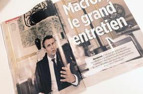 Interview de Macron: attaques et citations très haut perchées... Best-of