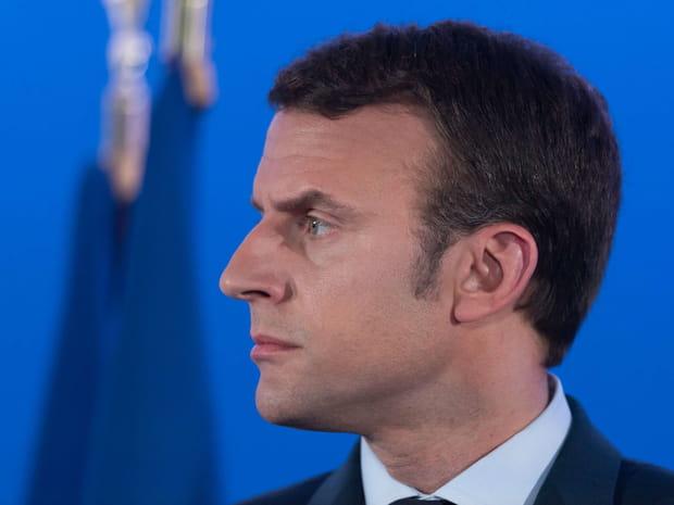 Programme de Macron: le projet de son quinquennat