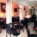 El Picaflor  - restaurant salle du haut  -   © E. DUCHOSSOY