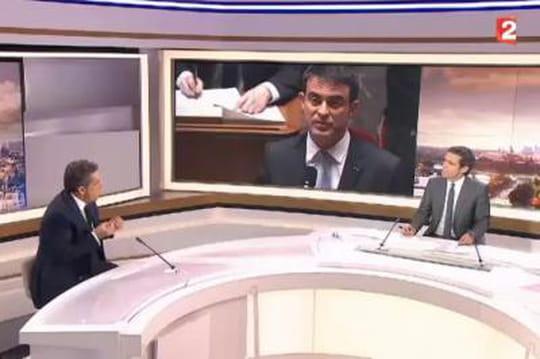 Nicolas Sarkozy: sur France2, unequestion qui tue etungros mensonge