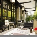 Restaurant : Le Bivouac  - Terrasse -   © Bielsa