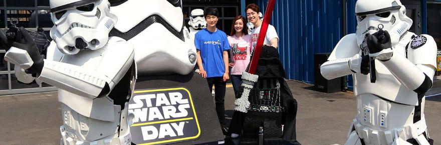 """Que représente la journée """"may the 4th"""" pour les fans de Star Wars?"""