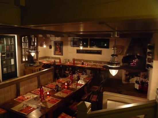 La Pizzeria de Bidart  - photo intérieur -
