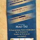 Plat : Mao Thai  - 2015 -