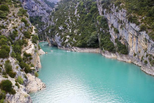 Le lac de sainte croix du verdon - Office du tourisme lac de sainte croix ...