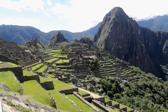 Machu Picchu: carte, tickets, horaires, train, aéroport, les infos pratiques