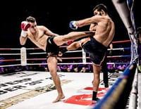 Soirée kickboxing