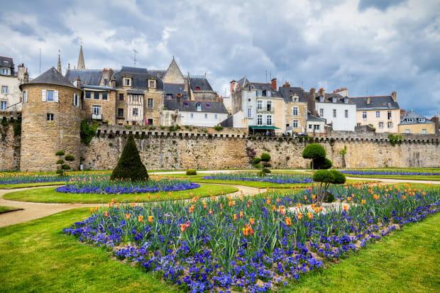 Vannes, cité médiévale bretonne