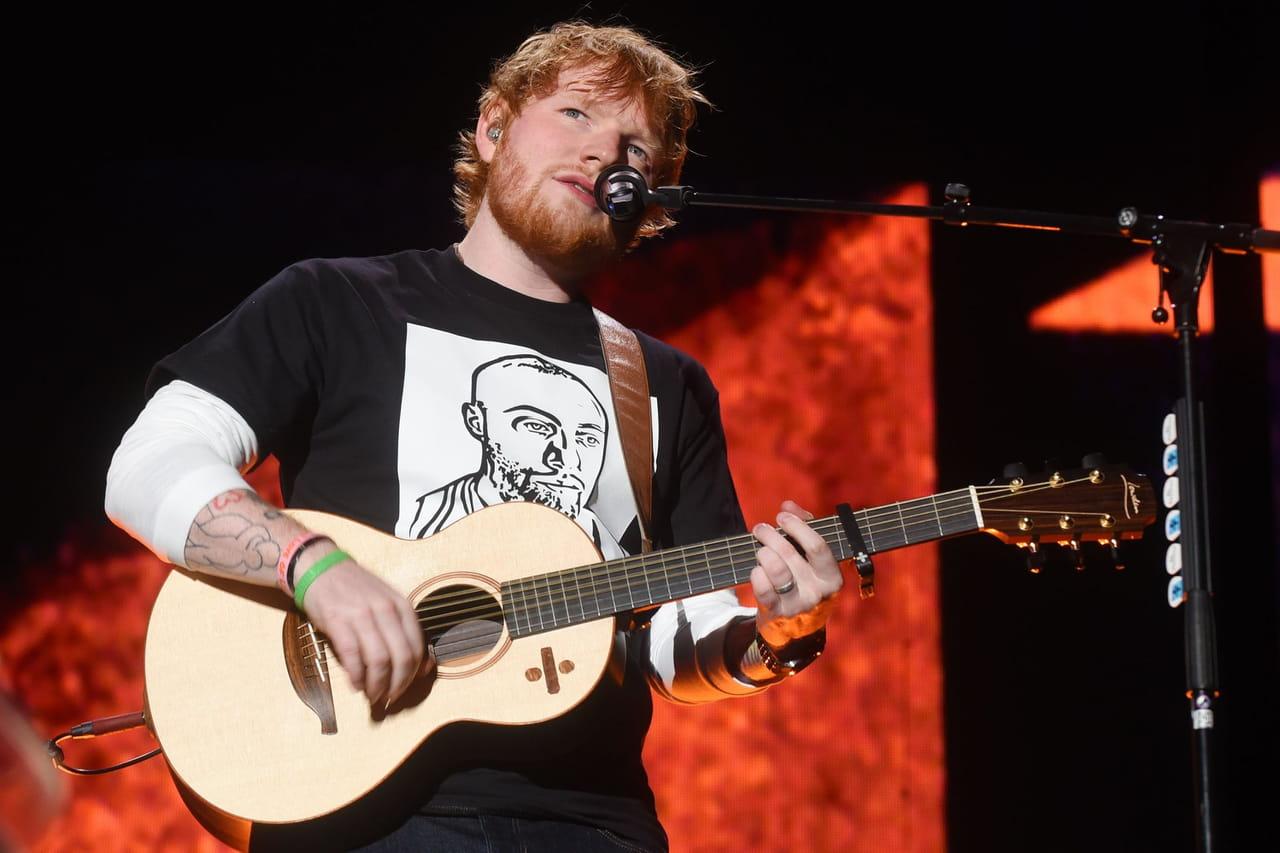 Ed Sheeran: les billets encore en vente pour son 2ème concert à Lyon