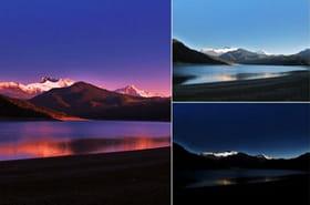 Du lever au coucher du soleil : à chaque moment sa lumière