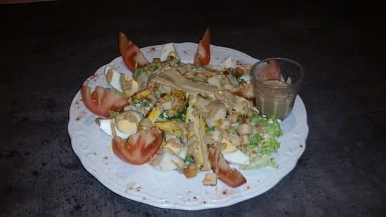 Le Bistrot du XII  - Salade César -