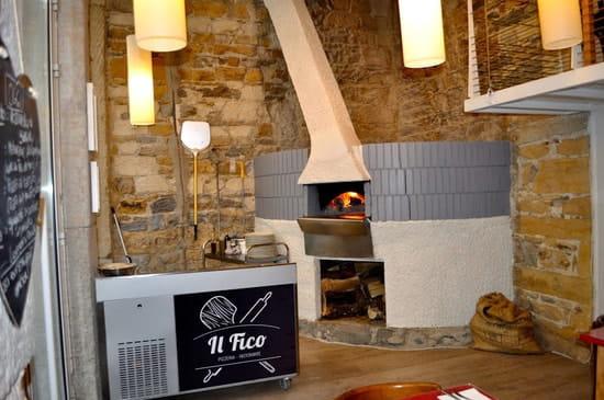 Pizzeria Il Fico  - Pizzas au four à bois Il Fico -   © Aurelie Formichella