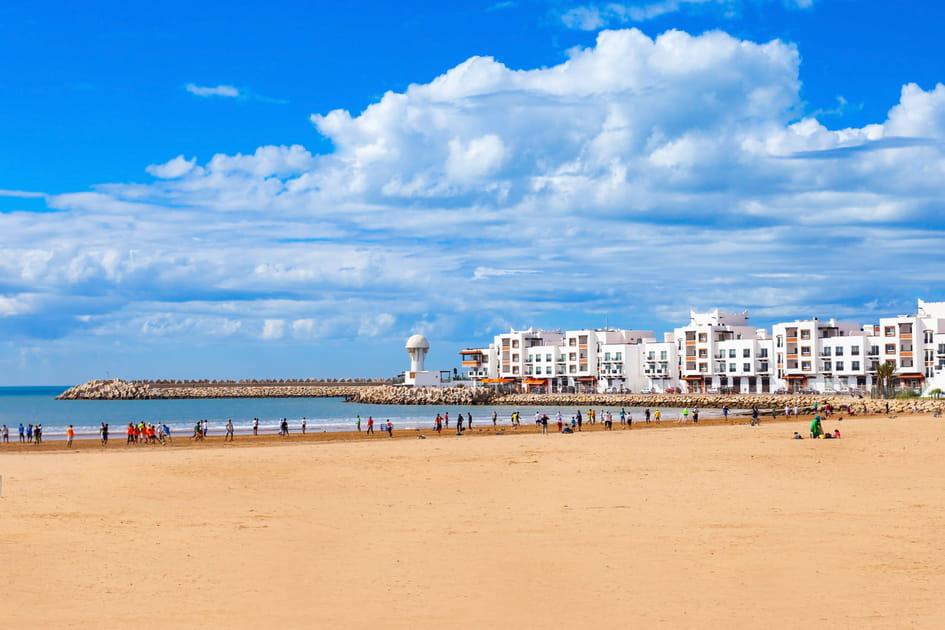 Agadir, au Maroc