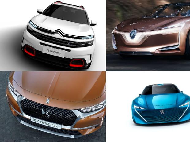 Ces nouveautés de Renault, Peugeot, Citroën... qui vous attendent