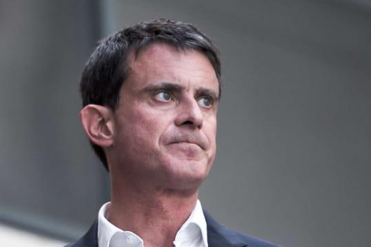 """Manuel Valls: """"le PS me quitte"""", l'ex-Premier ministre éjecté?"""