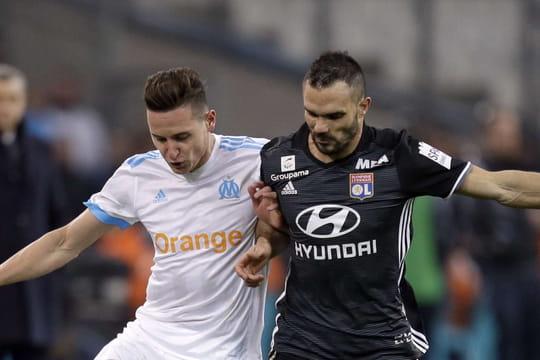 Ligue1: le classement se resserre, Lyon revient sur Marseille