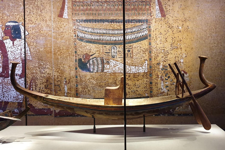 Exposition Toutânkhamon: prolongée à fin septembre, horaires et visite