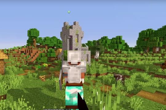 Minecraft: est-il possible de venir à bout de Minecraft sans miner?