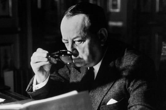 """André Malraux: biographie de l'auteur de """"La Condition humaine"""""""