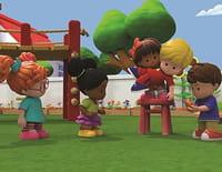 Little People, ensemble pour de grandes aventures : L'affaire des noix de coco disparues