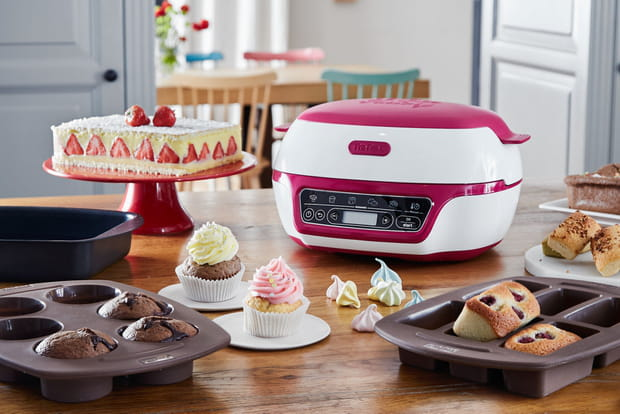 Une machine à faire les gâteaux