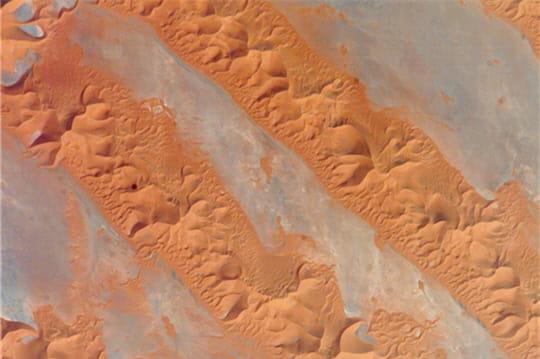 Dunes gigantesques