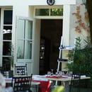 La Table d'Aline  - terrasse -