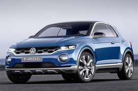 Volkswagen T-Roc: le nouveau SUV urbainse dévoile [photos, prix]