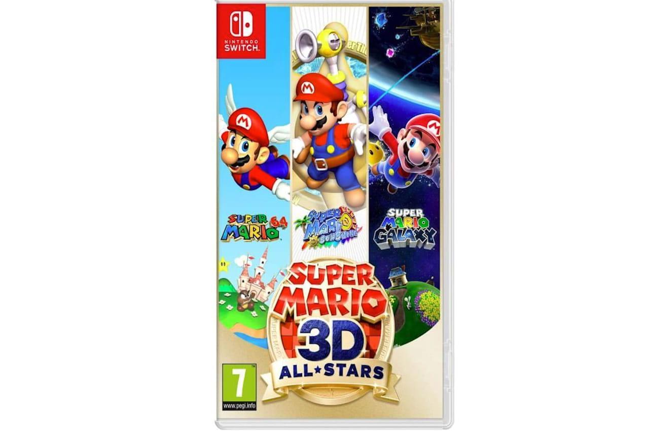 Bon plan Mario 3D All Stars: jusquà 15euros de remise, où le commander?