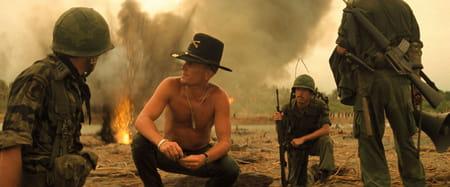 Robert Duvall dans le film Apocalypse Now sorti en 1979 et produit par Francis Ford Coppola