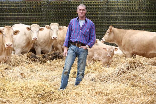 Baptiste : éleveur de vaches