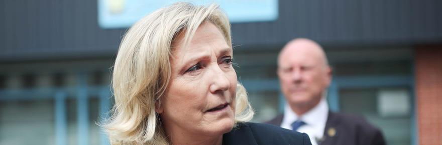 Résultat de Marine Le Pen aux départementales: victoire à Hénin-Beaumont, quel score?