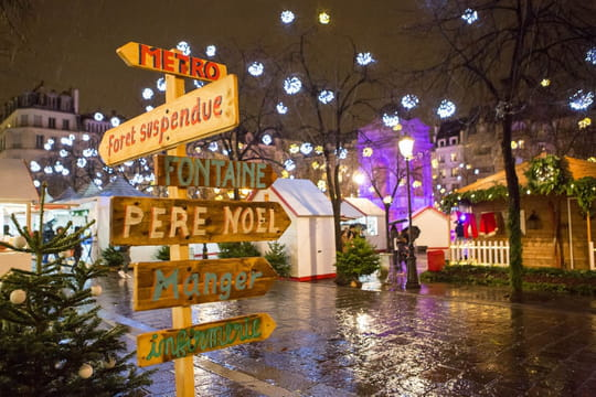 Marché de Noël: le programme à Paris, Marseille, Lyon, Lille, Bordeaux...