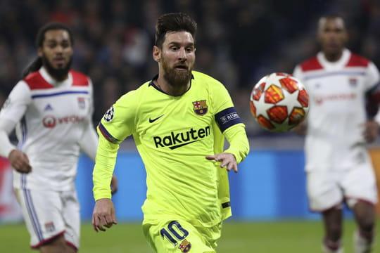Les Gones décrochent le nul face aux Blaugrana, le résumé