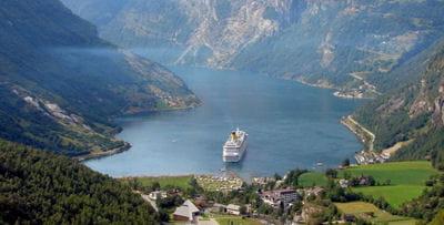 la croisière, au soleil de la méditerranée ou dans les fjords norvégiens...