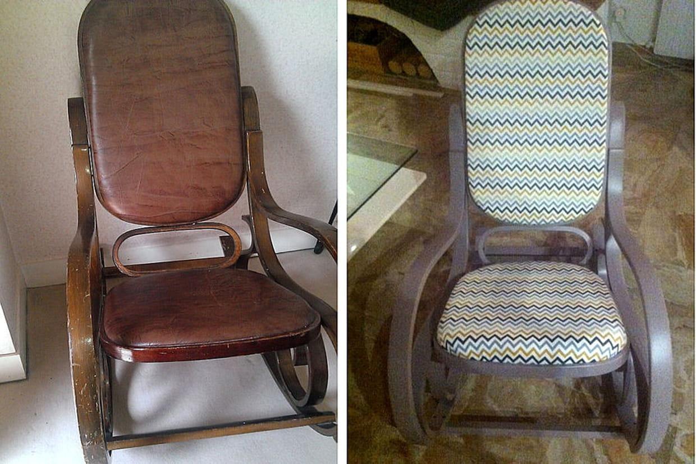 un rocking chair dans l 39 air du temps. Black Bedroom Furniture Sets. Home Design Ideas