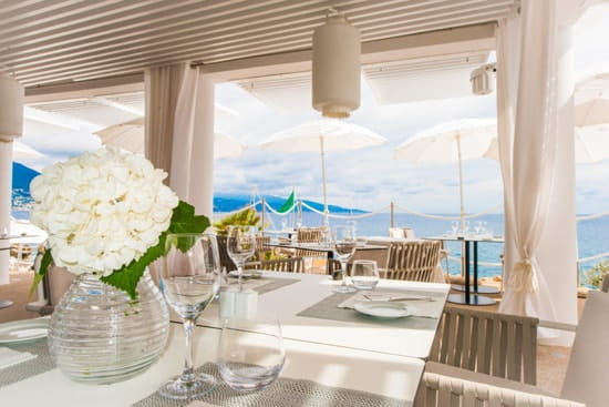 La Cigale Vista Beach  - Le restaurant de la plage -   © Gérard Tarride